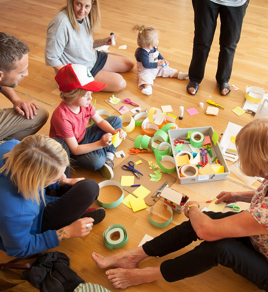 childrens activities de la warr pavilion
