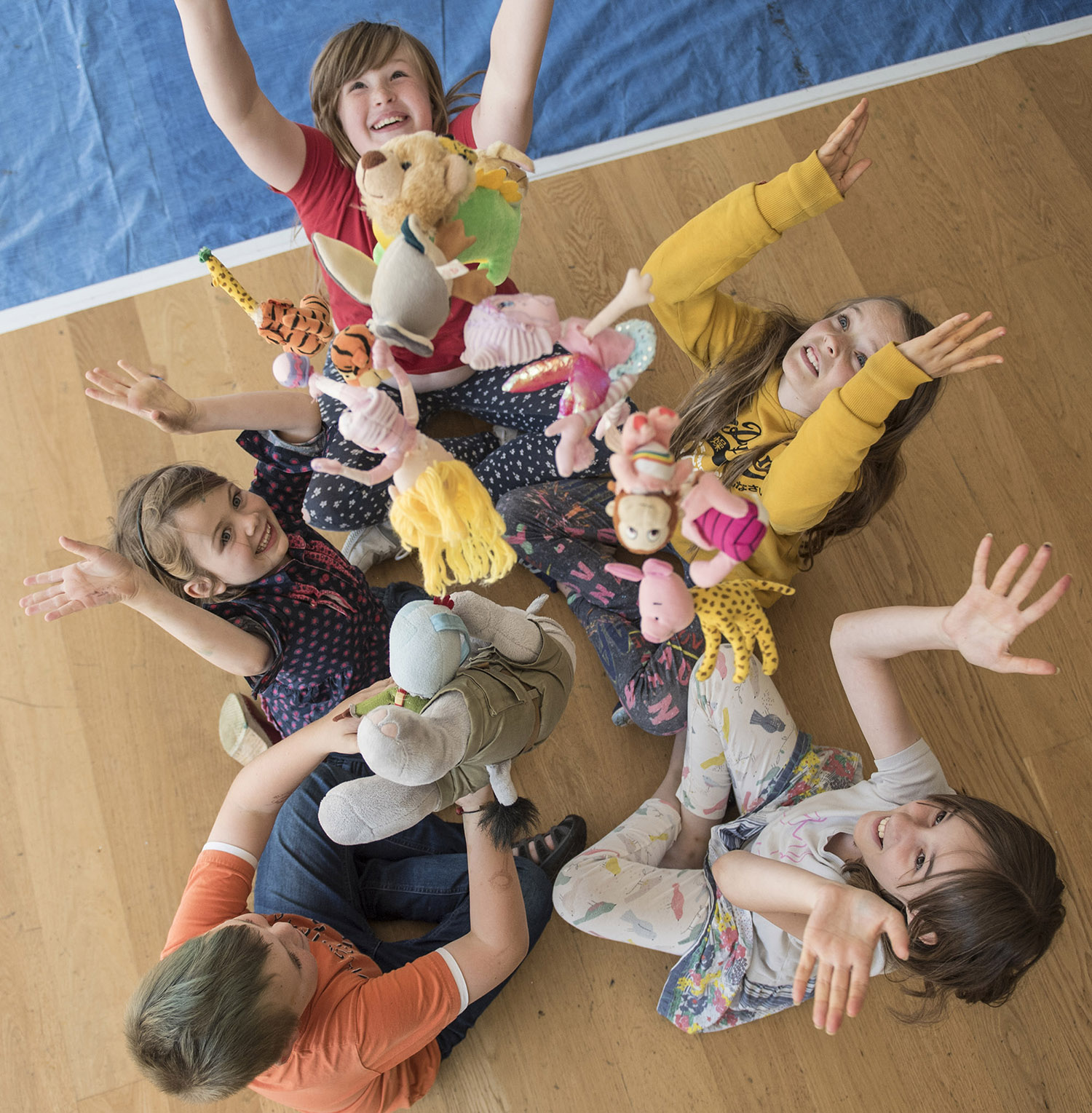 childrens workshop de la warr pavilion