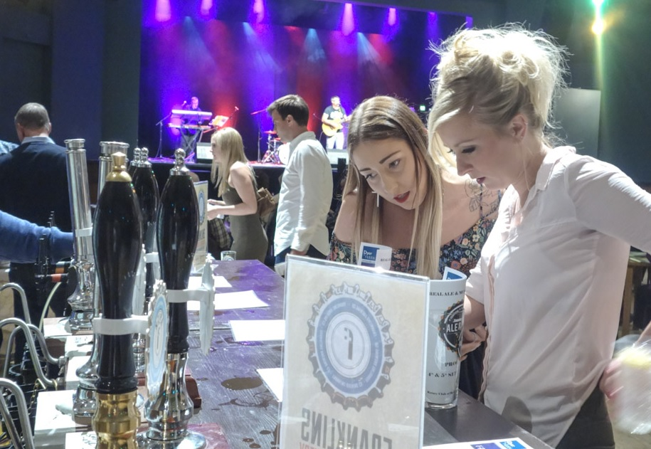 Bexhill beer festival 2018