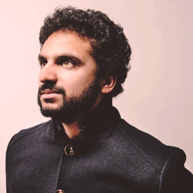 Nish Kumar comedy dlwp bexhill