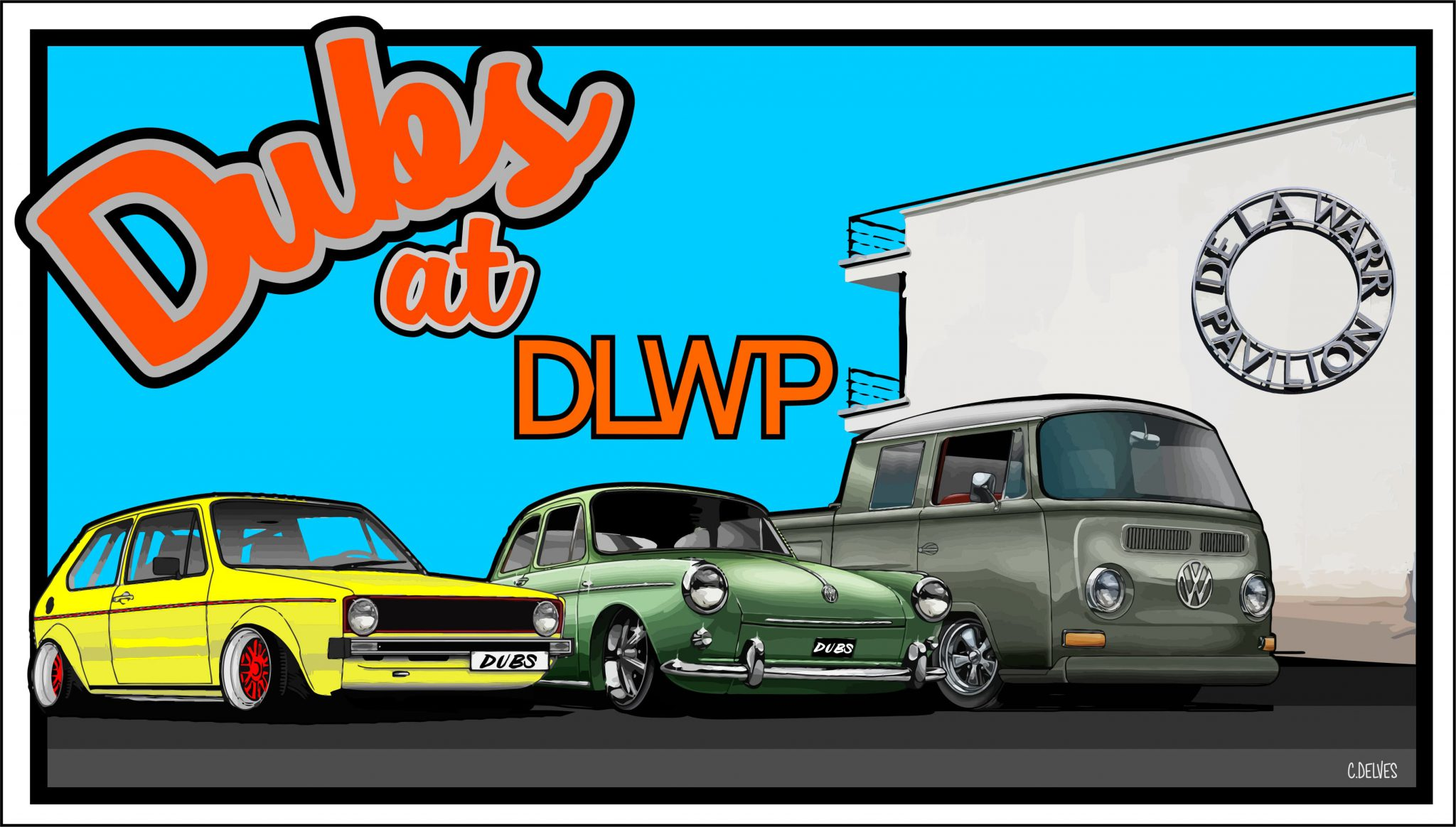 Dubs at DLWP vw festival