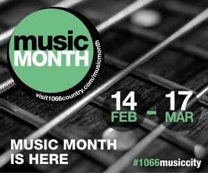Music Month 1066 Country