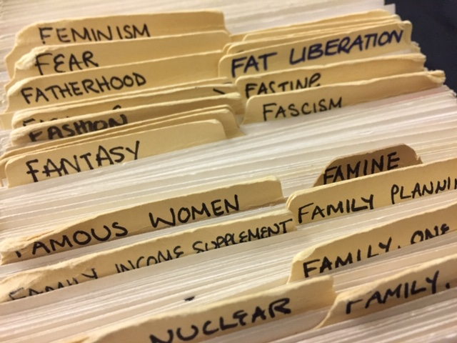 Feminist Library Bexhill DLWP