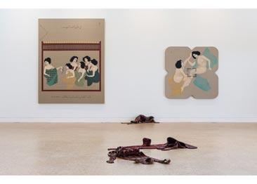Bexhill DLWP Hayv Kahraman Exhibitions Art