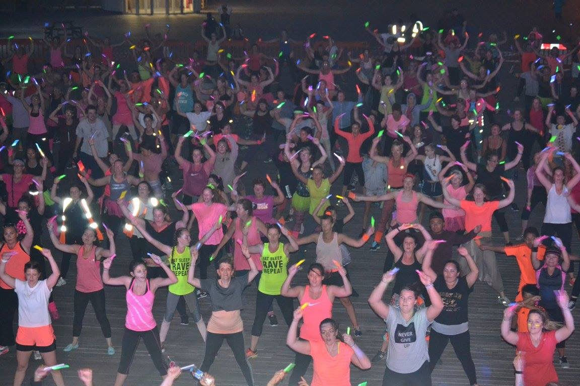 DLWP fitness rave