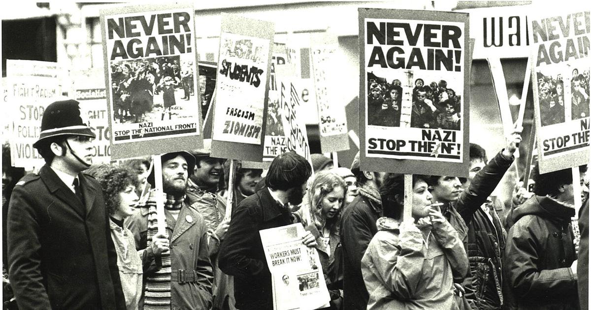 Movimento Punk e anti-nazismo