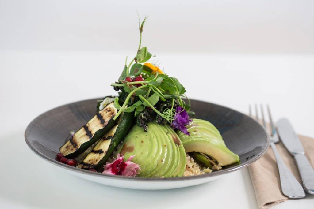 Vegan summer bowl