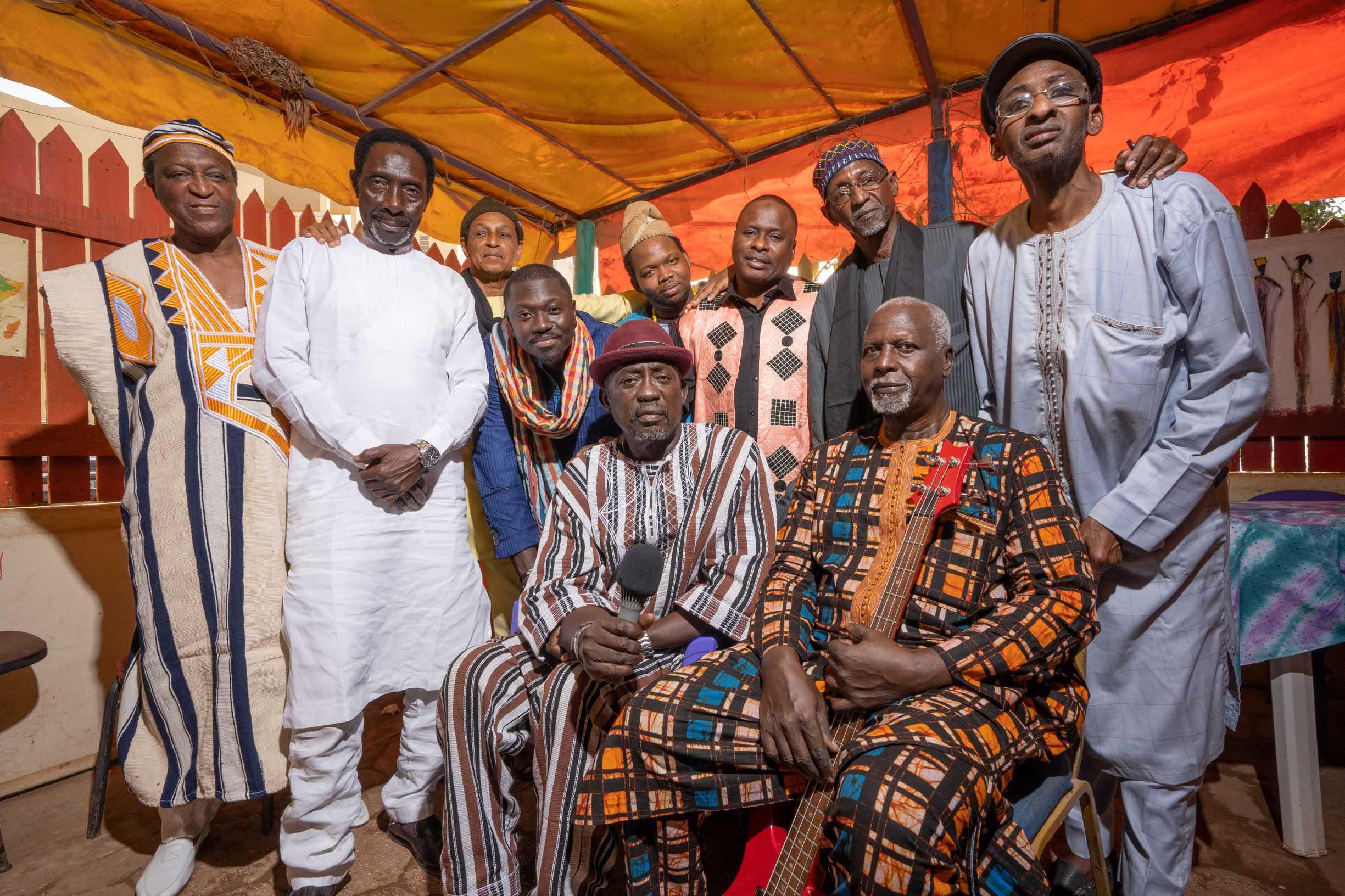 Orchestra Baobab - De La Warr Pavilion